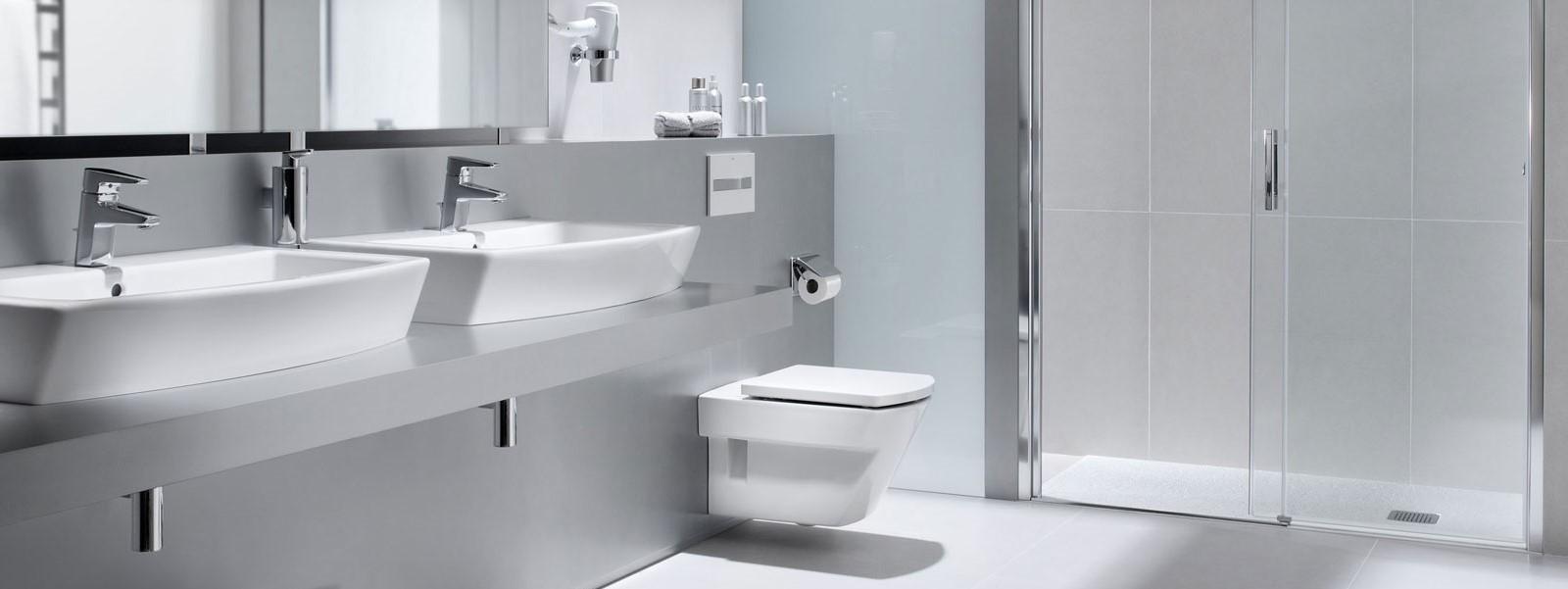 Siena Bathroom fittings